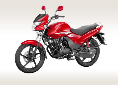 Hero Achiever 150 Fiery Red