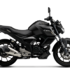 Yamaha FZs V3 FI Matric Black