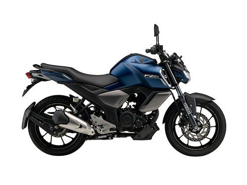 Yamaha FZs V3 FI Racing Blue
