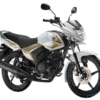 Yamaha Saluto 125 Dashing White