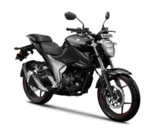 Suzuki Gixxer 2019 ABS Glass Sparkle Black Bikeshikari