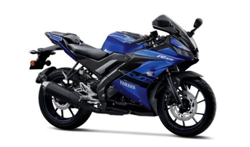 Yamaha R15 V3 Indian Edition ABS Racing Blue