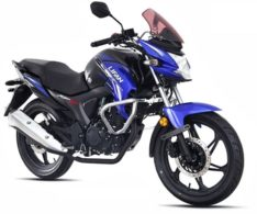 Lifan KP150 V2.0 Black Purple BikeShikari