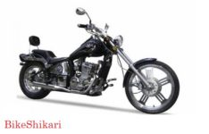 Regal Raptor Spyder Nitro Black BikeShikari